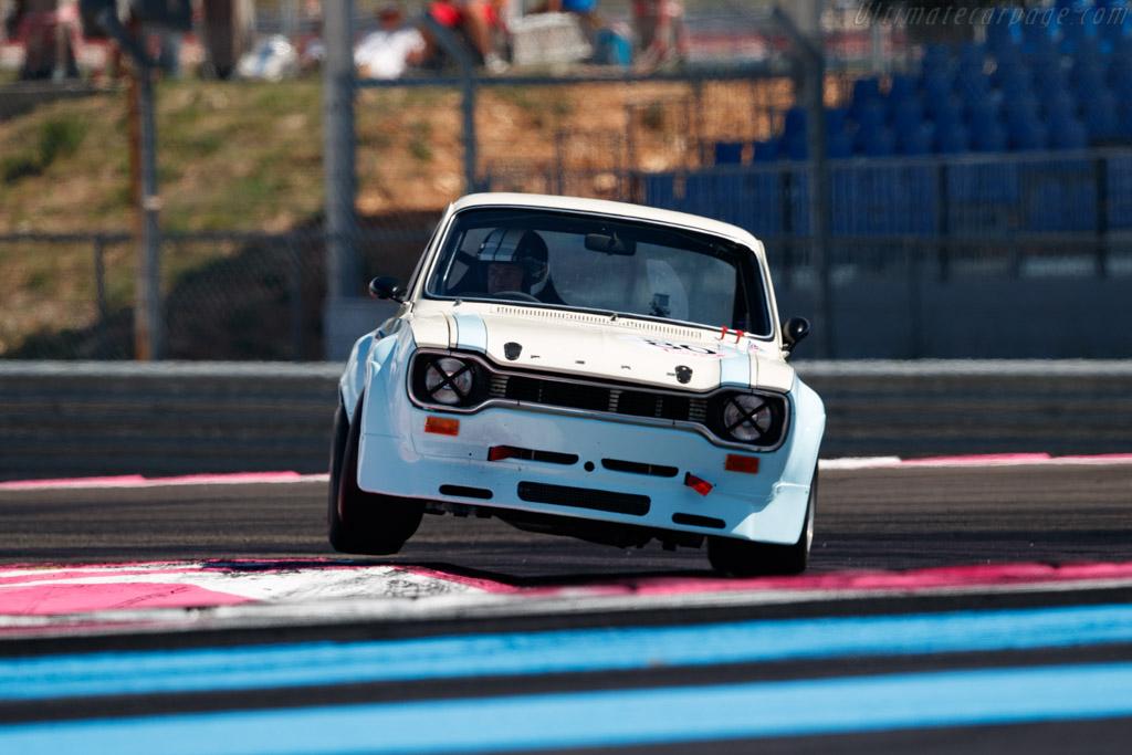 Ford Escort 2000 RS - Chassis: BBATAC75258 - Driver: Christophe van Riet  - 2018 Dix Mille Tours