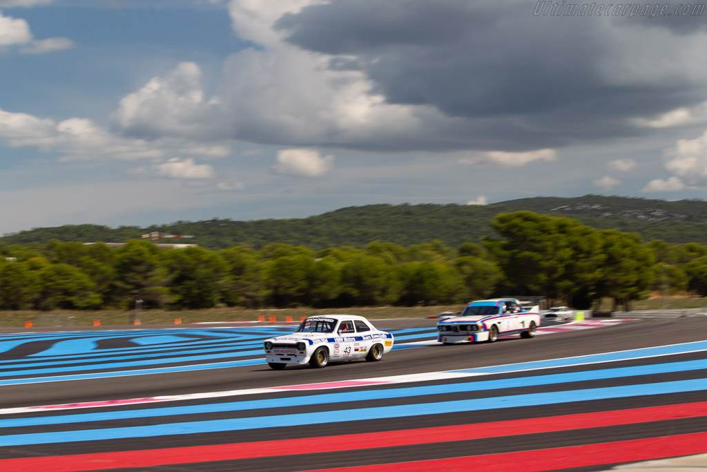Ford Escort Mk1 - Chassis: BBATMT80935 - Driver: Patrick Hautot  - 2018 Dix Mille Tours