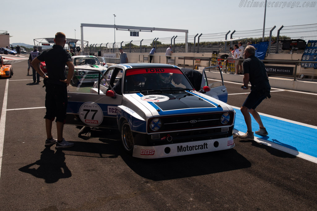 Ford Escort MkII - Chassis: RRG20091875 - Driver: Heinz Schmersal / Patrick Simon  - 2018 Dix Mille Tours