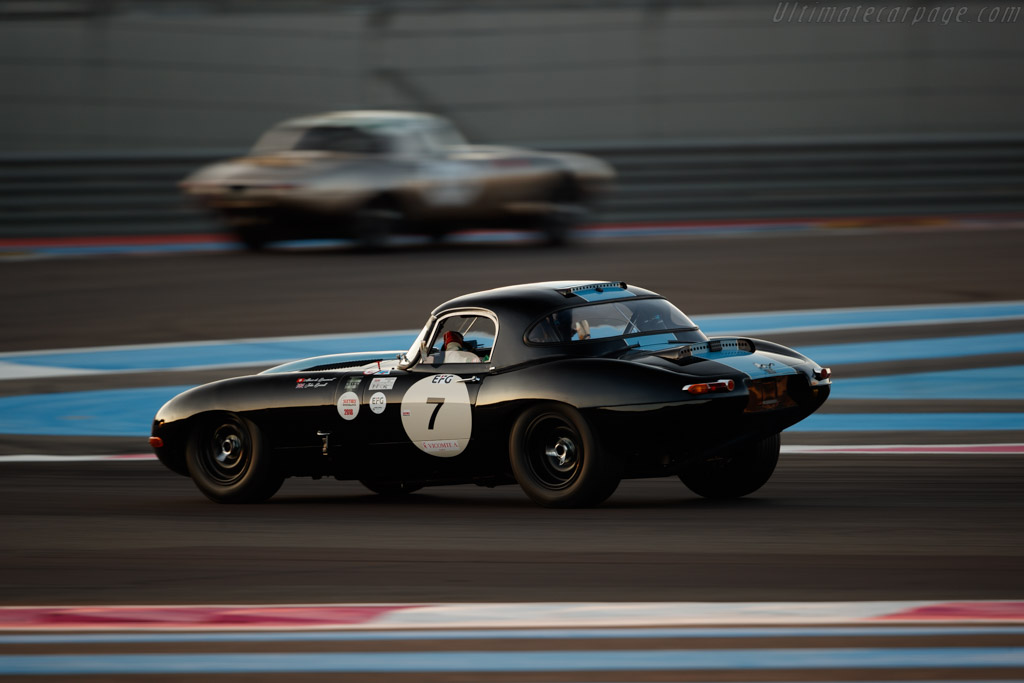 Jaguar E-Type - Chassis: 878454 - Driver: Alexis De Beaumont  - 2018 Dix Mille Tours