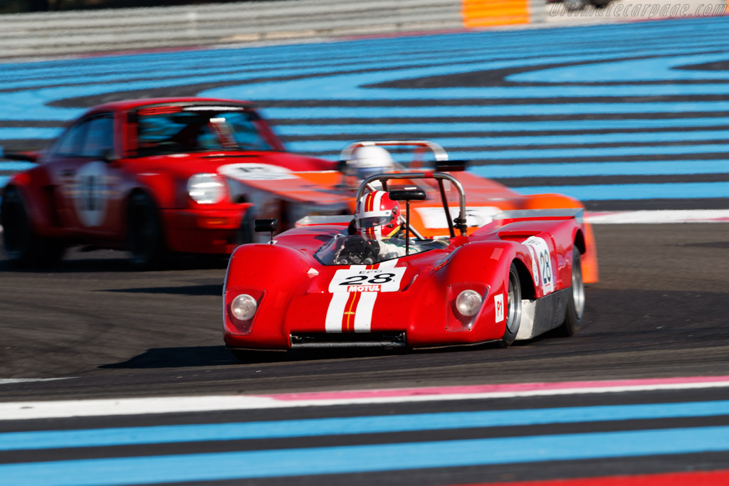 Lola T210 - Chassis: SL210/06 - Driver: Nick Pink  - 2018 Dix Mille Tours