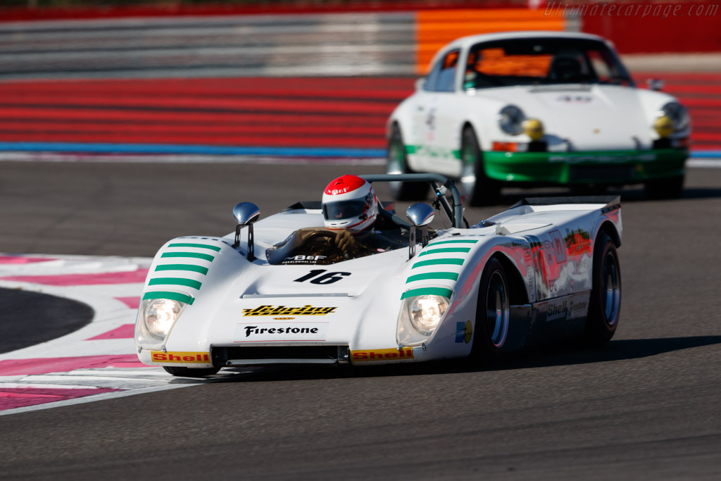 Lola T212 - Chassis: HU23 - Driver: Serge Kriknoff - 2018 Dix Mille Tours