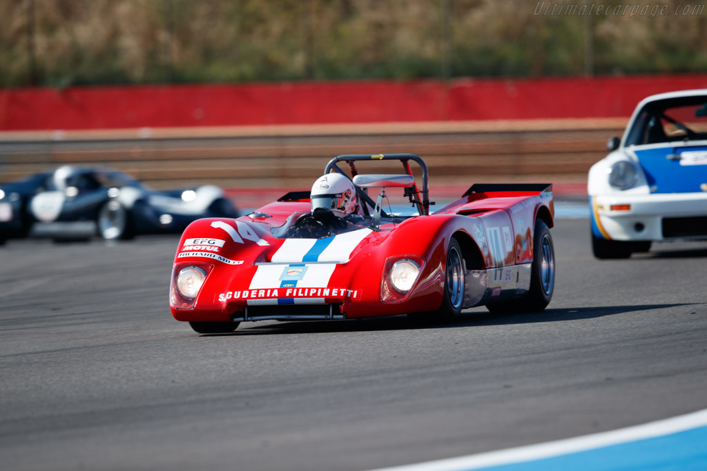 Lola T212 - Chassis: HU18 - Driver: Mauro Poponcini  - 2018 Dix Mille Tours
