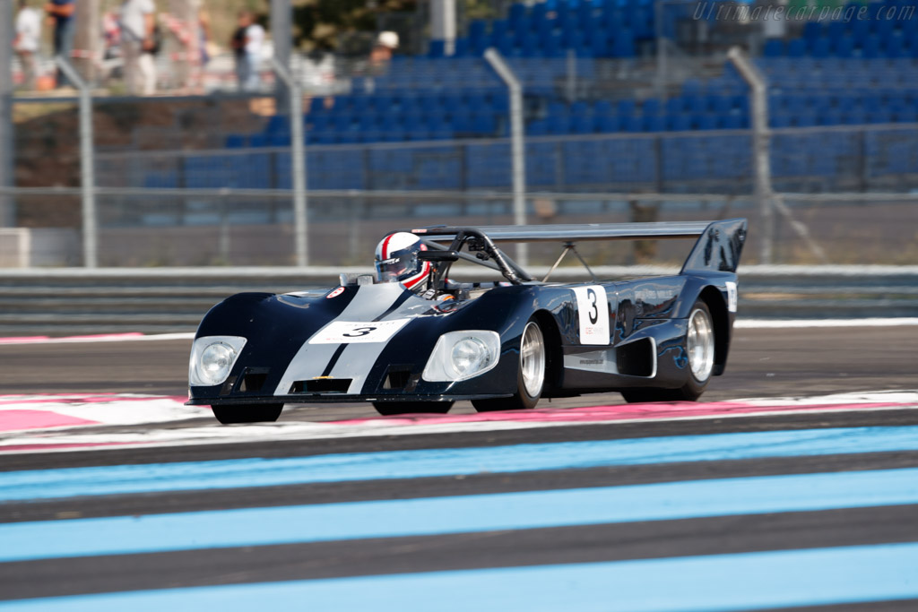 Lola T290 - Chassis: HU24 - Driver: Maxime Guenat   - 2018 Dix Mille Tours