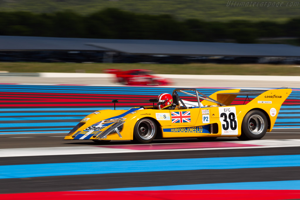Lola T292 - Chassis: HU65 - Driver: Nick Pink / Chris Fox  - 2018 Dix Mille Tours