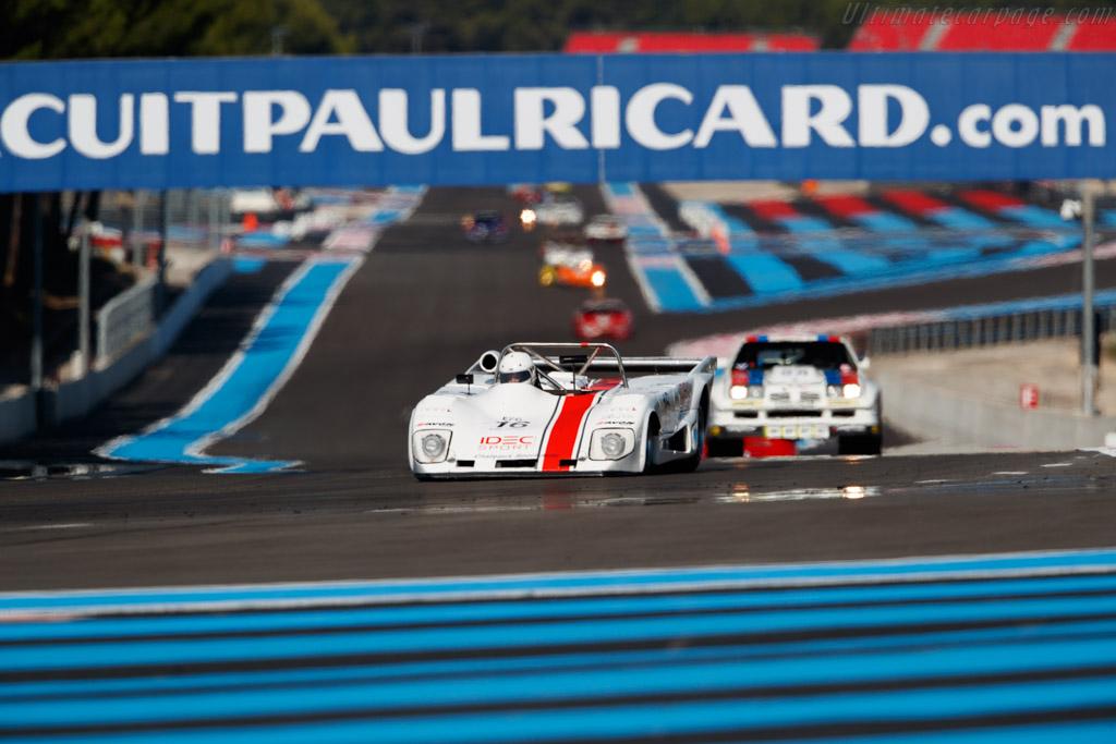 Lola T298 - Chassis: HU101 - Driver: Paul Chateaux / Matthieu Chateaux  - 2018 Dix Mille Tours