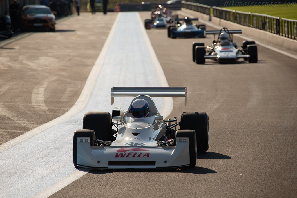 Lola T360 - Chassis: HU18 - Driver: Mark Piercy  - 2018 Dix Mille Tours