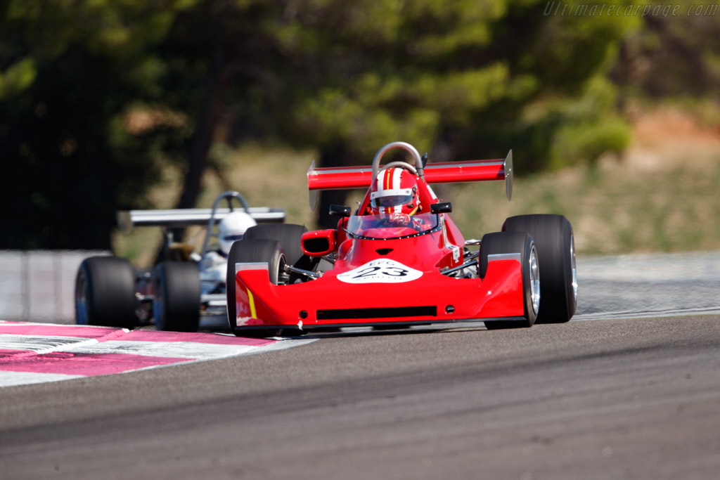 Lola T360 - Chassis: HU8 - Driver: Nick Pink  - 2018 Dix Mille Tours