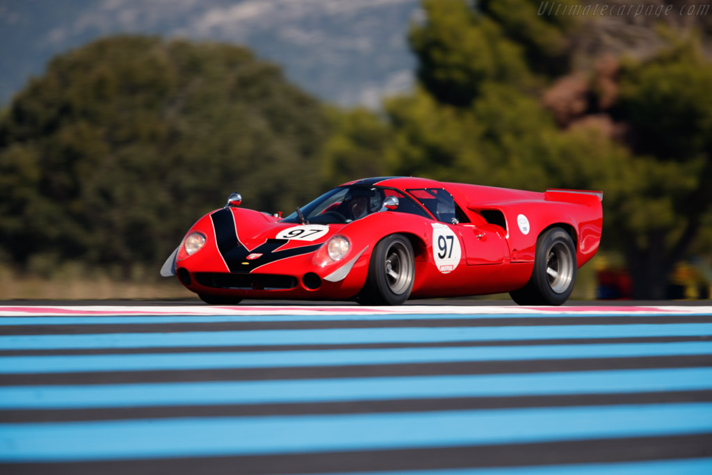 Lola T70 MkIII - Chassis: SL73/110 - Driver: Philippe Giauque  - 2018 Dix Mille Tours