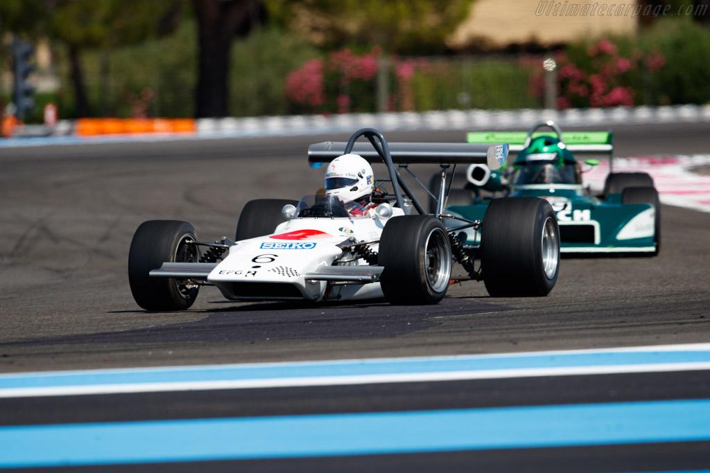 Lotus 69 - Chassis: 69-71-F2-1 - Driver: Jean Marc Bussolini  - 2018 Dix Mille Tours