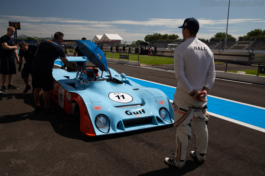 Mirage GR7 - Chassis: GR7/704 - Driver: Roald Goethe / Stuart Hall - 2018 Dix Mille Tours