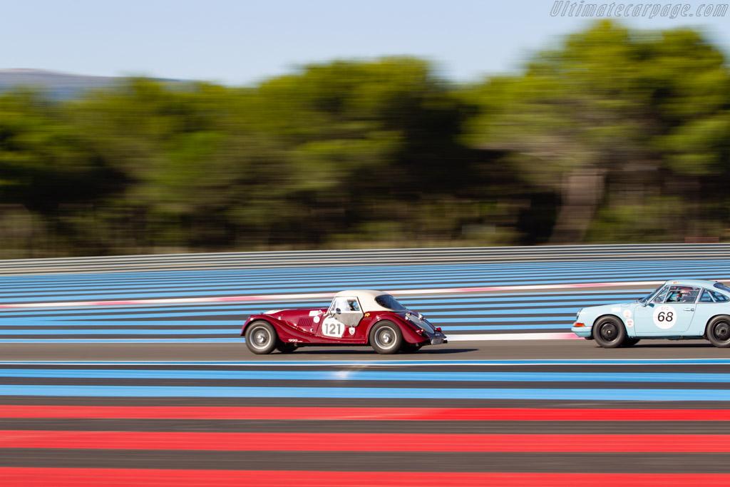 Morgan +4 Super Sport - Chassis: 5125 - Driver: Gaël Regent / Gilles Couraudon - 2018 Dix Mille Tours