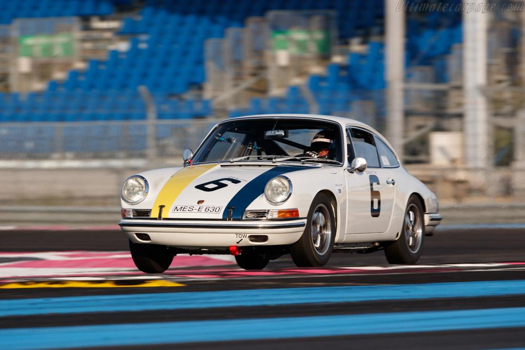 Porsche 911 - Chassis: 305515 - Driver: Lee Maxte-Page - 2018 Dix Mille Tours