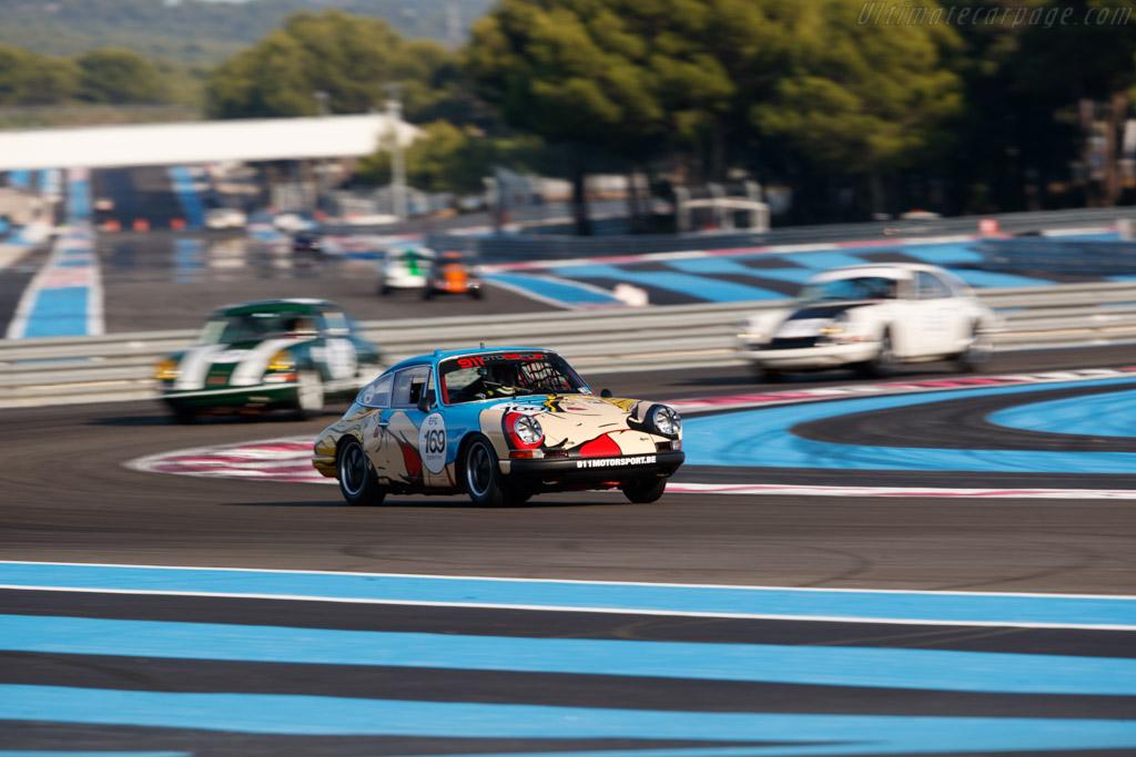 Porsche 911 - Chassis: 304678 - Driver: Johan-Frank Dirickx / Quinten Devreker - 2018 Dix Mille Tours