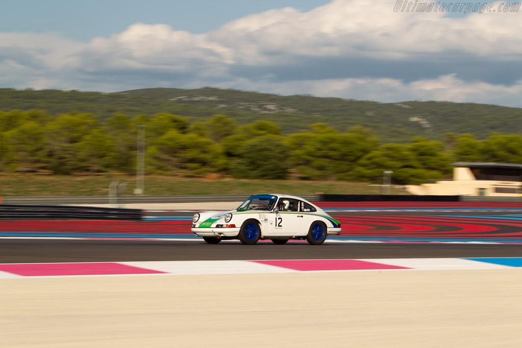 Porsche 911 - Chassis: 303727 - Driver: Steve Jones / Robert Barrie  - 2018 Dix Mille Tours