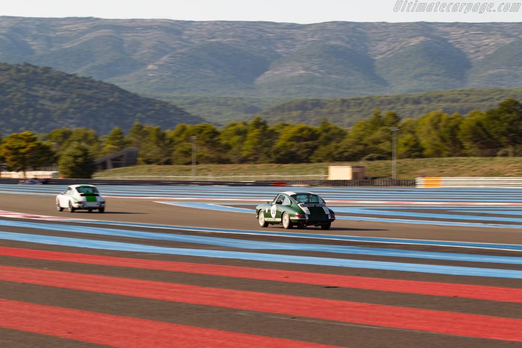 Porsche 911 - Chassis: 303757 - Driver: Uwe Bruschnik / Robert Haug  - 2018 Dix Mille Tours