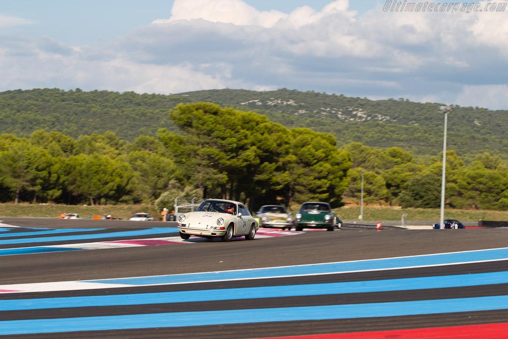 Porsche 911 - Chassis: 303330 - Driver: Didier Denat  - 2018 Dix Mille Tours