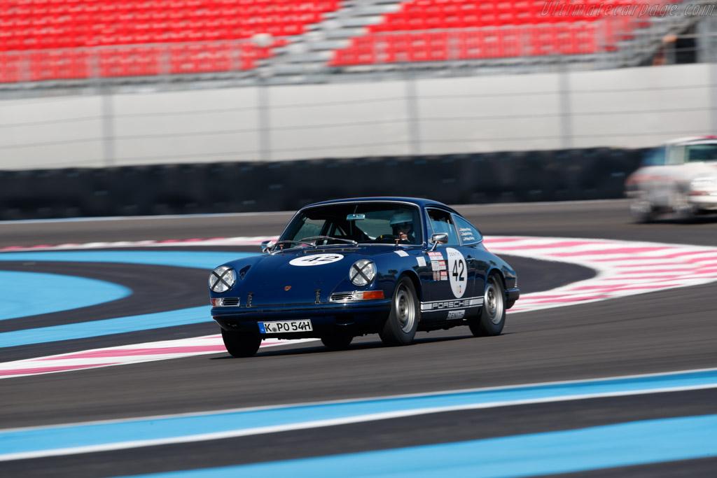 Porsche 911 - Chassis: 302036 - Driver: Stephan Koenig / Philipp Koenig - 2018 Dix Mille Tours