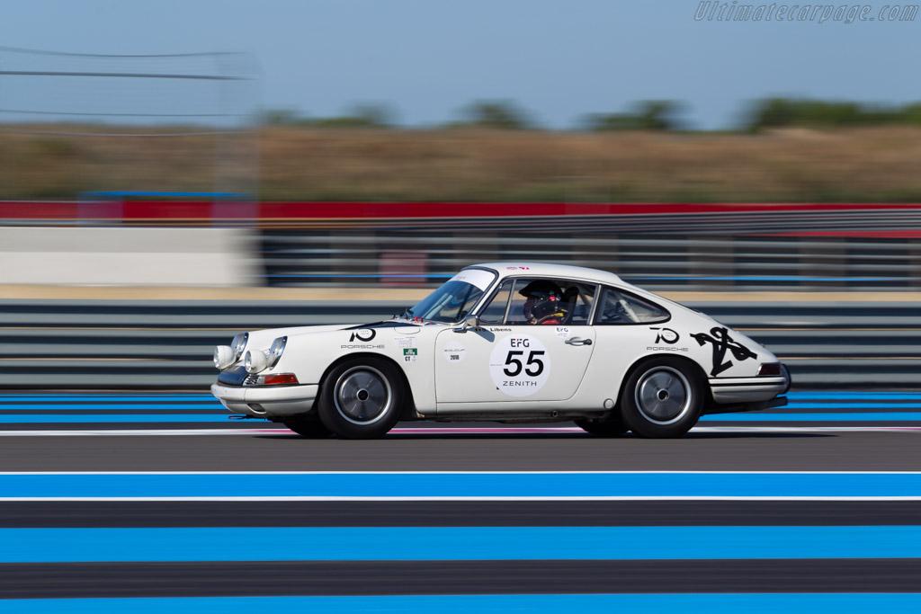Porsche 911 - Chassis: 302534 - Driver: Serge Libens  - 2018 Dix Mille Tours