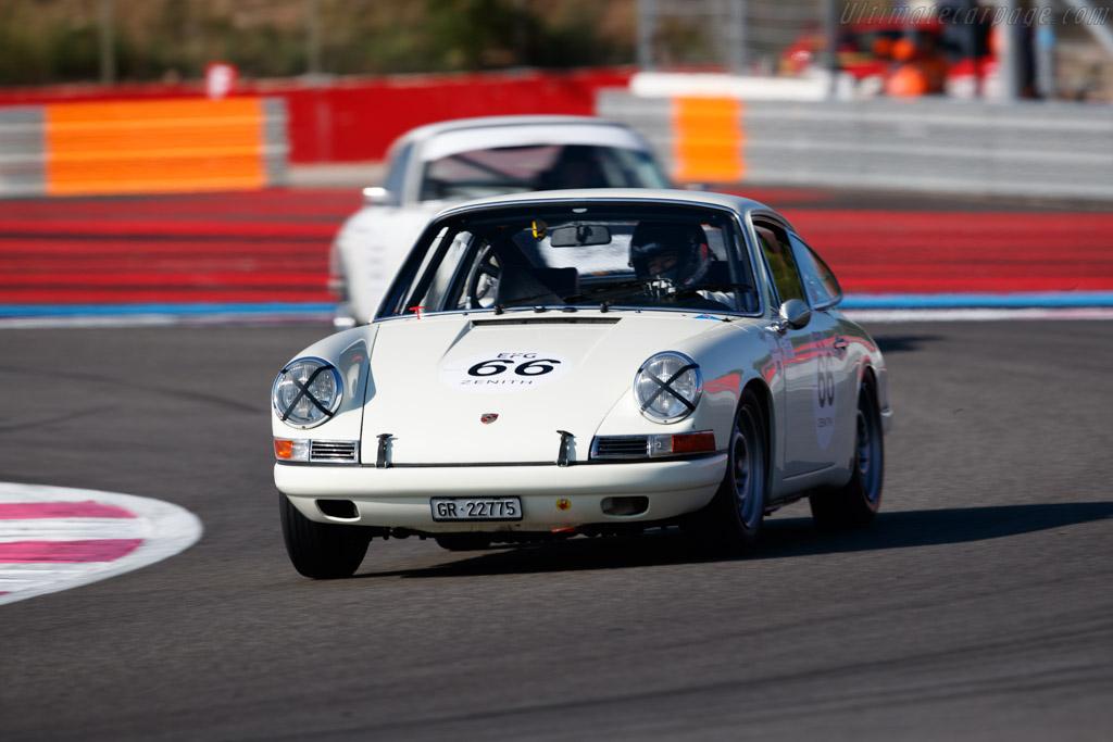 Porsche 911 - Chassis: 304289 - Driver: Karsten Le Blanc / Marc de Siebenthal - 2018 Dix Mille Tours