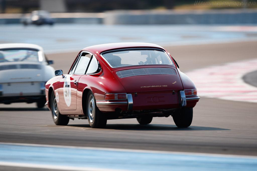 Porsche 911 - Chassis: 303586 - Driver: David Clark - 2018 Dix Mille Tours