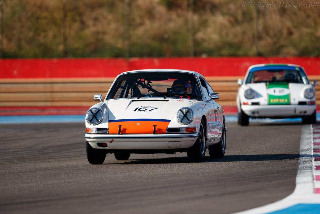 Porsche 911 - Chassis: 302806 - Driver: Chris Goodwin / Sandy Watson  - 2018 Dix Mille Tours