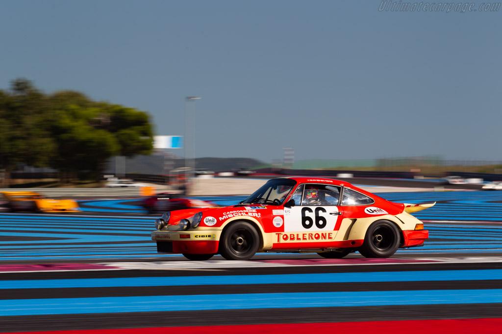 Porsche 911 Carrera RSR 3.0 - Chassis: 911 460 9058 - Driver: Didier Denat  - 2018 Dix Mille Tours