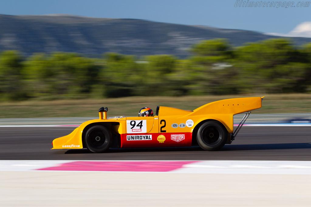 Porsche 917/10 - Chassis: 917/10-001   - 2018 Dix Mille Tours