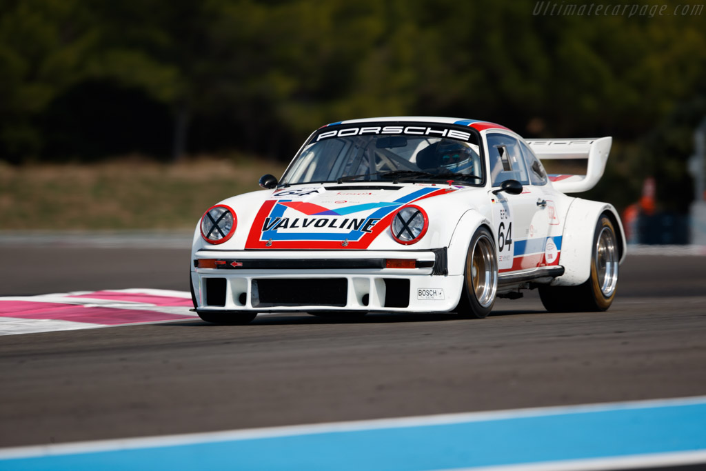 Porsche 934 / 5 - Chassis: 930 670 0645 - Driver: Hans-Jörg Hübner / Wolfgang Destree  - 2018 Dix Mille Tours