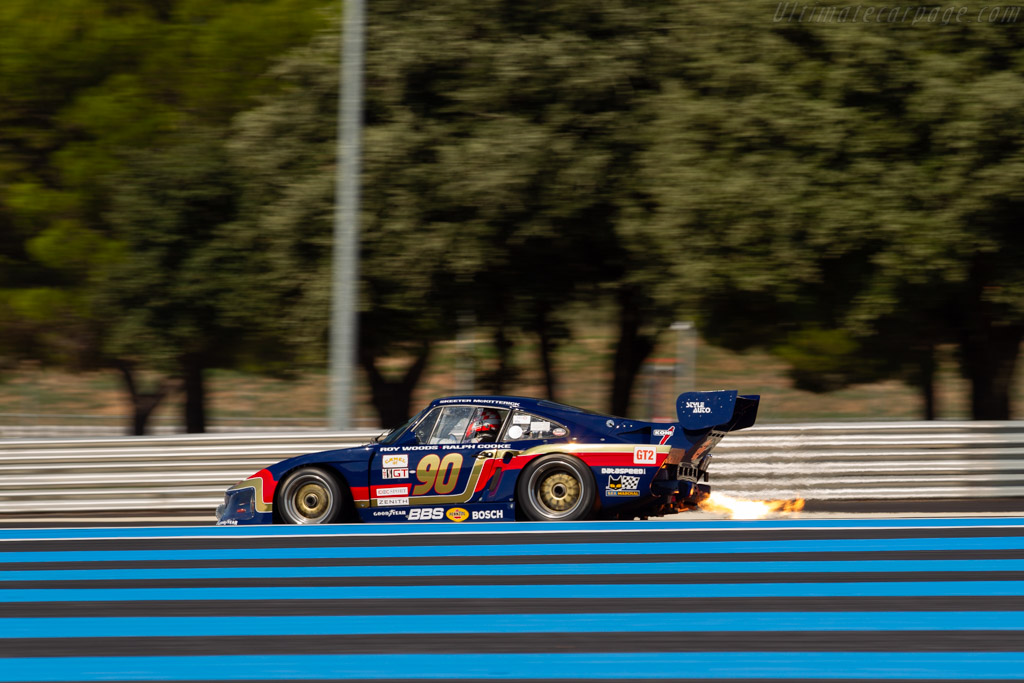 Porsche 935 K3 - Chassis: 009 0005 - Driver: Jean-Marc Merlin  - 2018 Dix Mille Tours