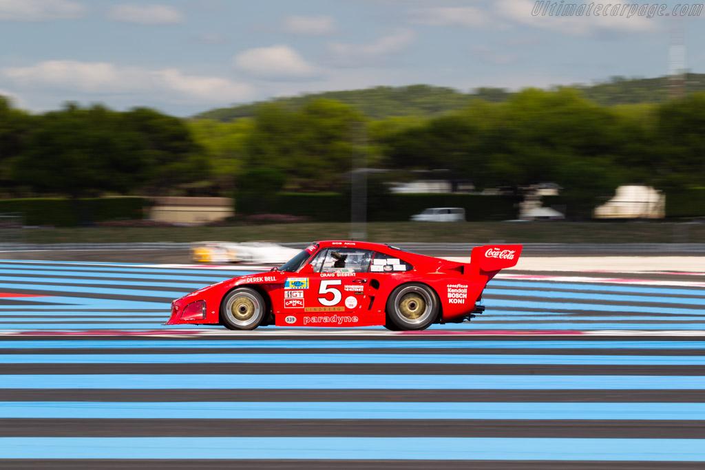 Porsche 935 K3 - Chassis: 000 0013 - Driver: Henrik Lindberg  - 2018 Dix Mille Tours