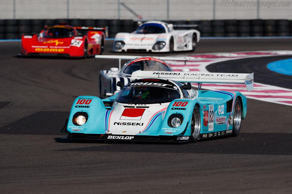 Porsche 962C - Chassis: 962-170 - Driver: Michel Lecourt / Raymond Narac  - 2018 Dix Mille Tours