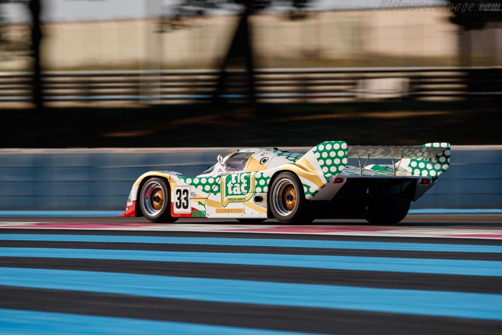 Porsche 962C - Chassis: 962-141 - Driver: Henrik Lindberg  - 2018 Dix Mille Tours