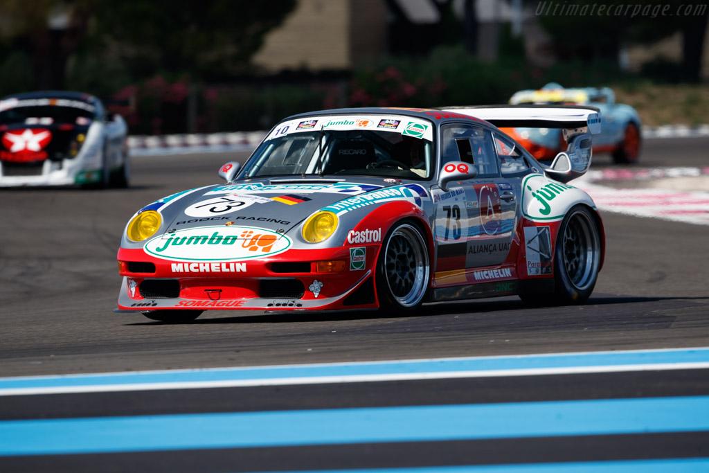 Porsche 993 GT2 - Chassis: 064002 - Driver: Gunther Schindler - 2018 Dix Mille Tours