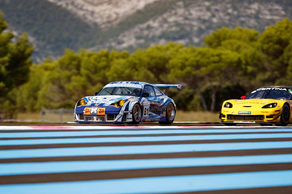 Porsche 996 GTS RSR  - Driver: Stefan Roitmayer  - 2018 Dix Mille Tours