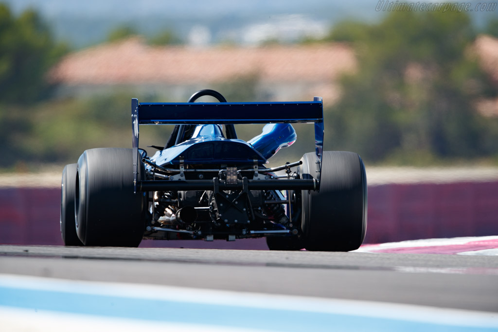 Ralt RT1 - Chassis: 1-71 - Driver: Charles Veillard  - 2018 Dix Mille Tours