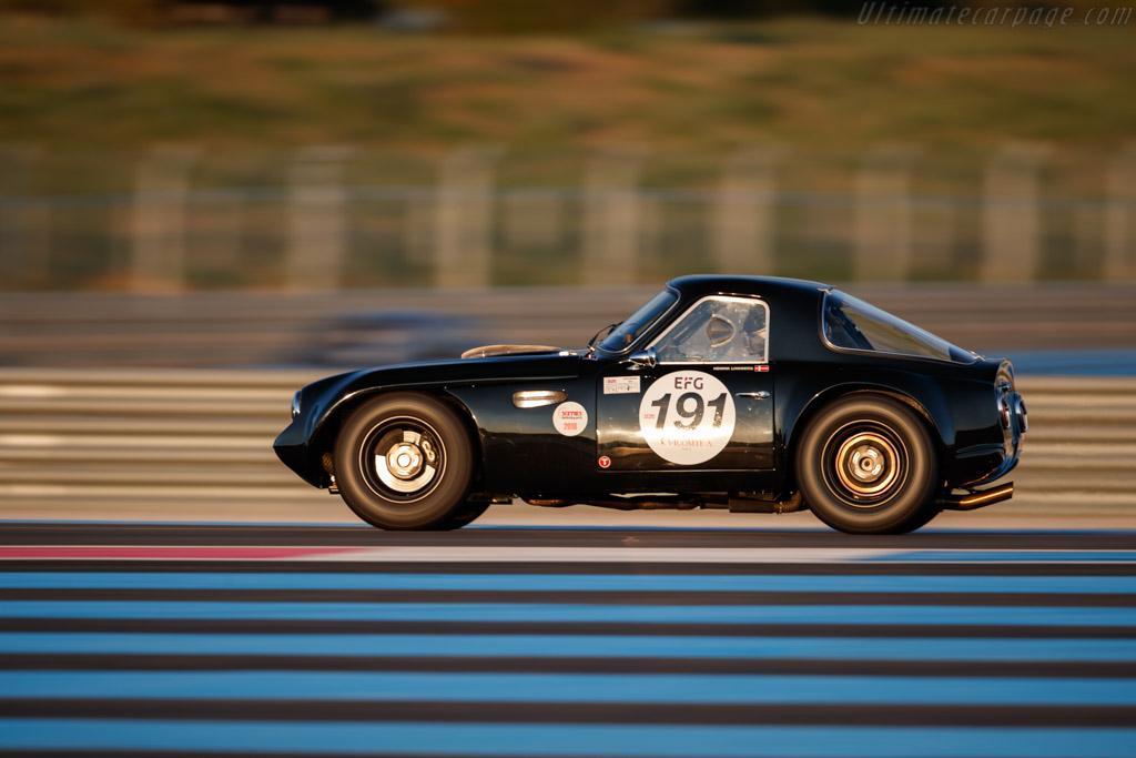 TVR Griffith - Chassis: 200/5091 - Driver: Paul Knapton  - 2018 Dix Mille Tours