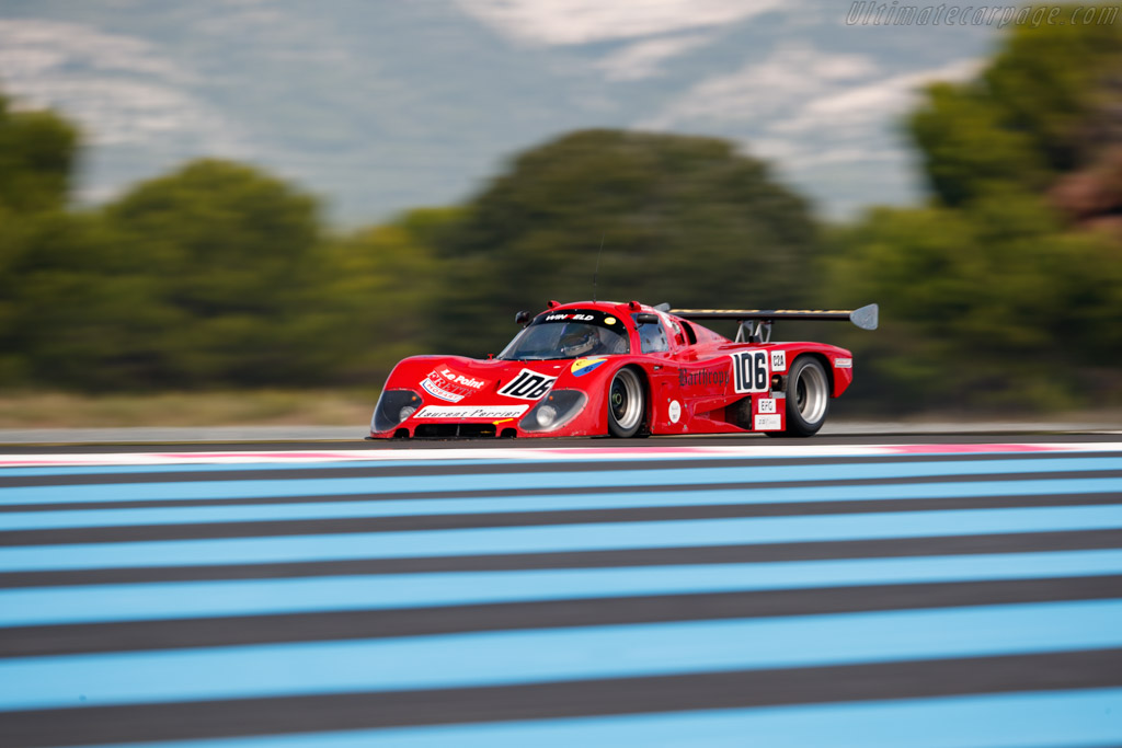 Tiga GC 288/289 - Chassis: 365 - Driver: Laurent Fort  - 2018 Dix Mille Tours