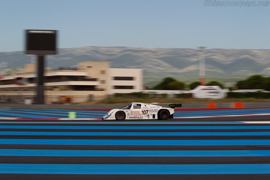 Tiga GC 289 - Chassis: 372 - Driver: Philippe Colancon  - 2018 Dix Mille Tours