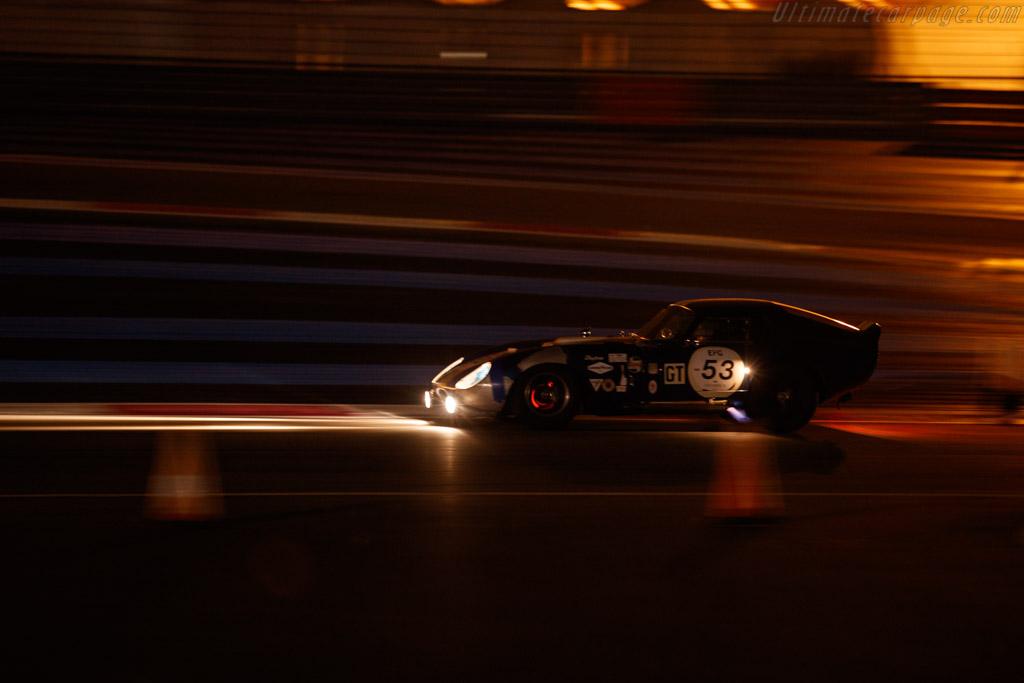 AC Cobra - Chassis: CSX2343 - Driver: Pierre-Alain France / Erwin France - 2019 Dix Mille Tours