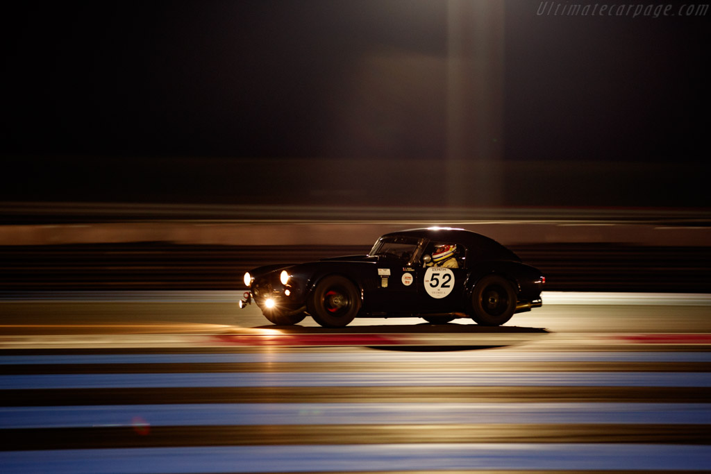 AC Cobra 289 - Chassis: COX6013 - Driver: Yvan Mahe / Yves Scemama - 2019 Dix Mille Tours