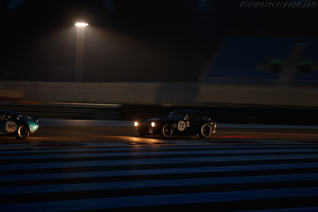 AC Cobra 289 - Chassis: CSX2112 - Driver: Richard Cook / Patrick Blakeney-Edwards - 2019 Dix Mille Tours