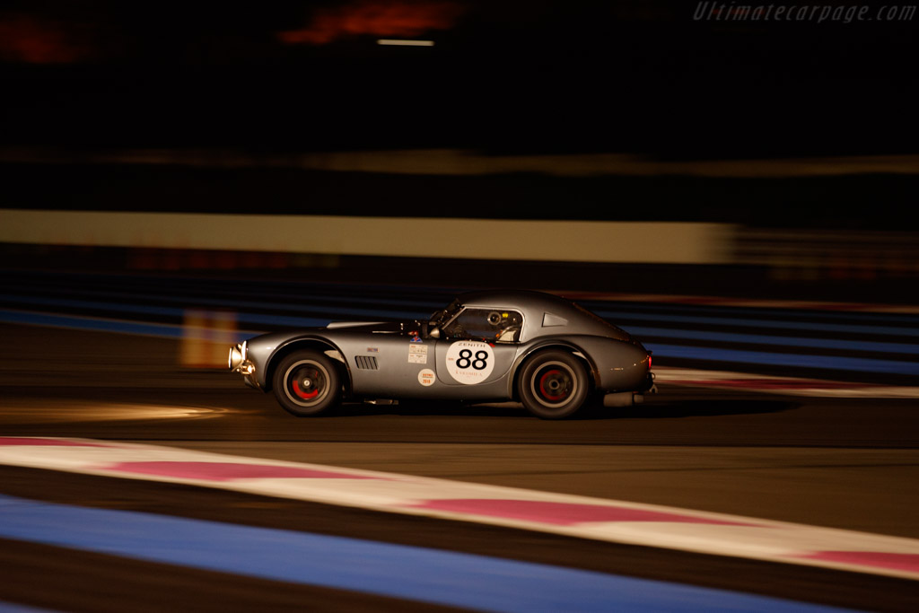 AC Shelby Cobra 289 - Chassis: CSX2229 - Driver: Philipp Oettli - 2019 Dix Mille Tours