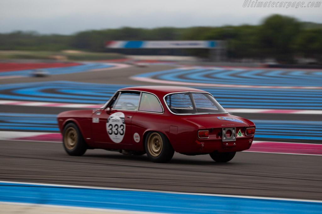 Alfa Romeo Giulia Sprint GTA - Chassis: AR613038 - Driver: Patrick Jack - 2019 Dix Mille Tours