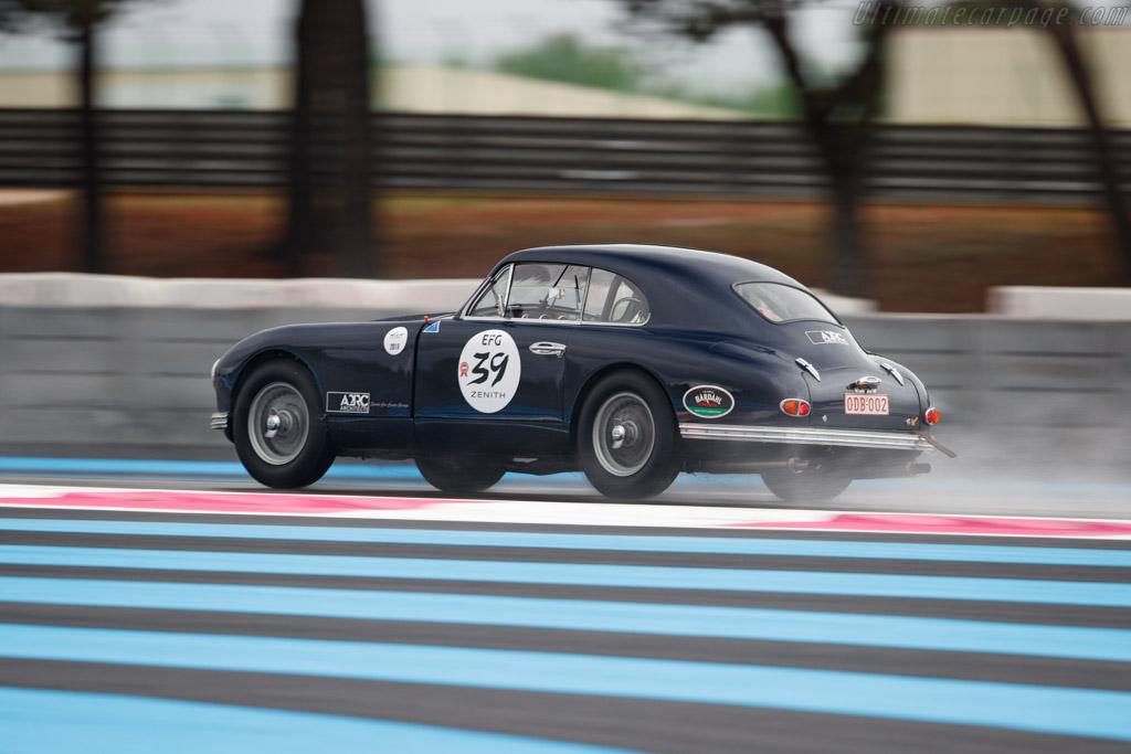 Aston Martin DB2 Vantage - Chassis: LML/50/93 - Driver: Anthony Schrauwen - 2019 Dix Mille Tours