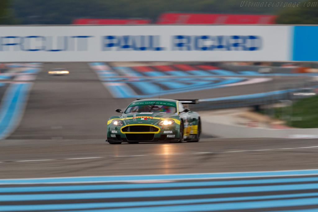 Aston Martin DBR9 - Chassis: DBR9/9 - Driver: Dominik Roschmann - 2019 Dix Mille Tours