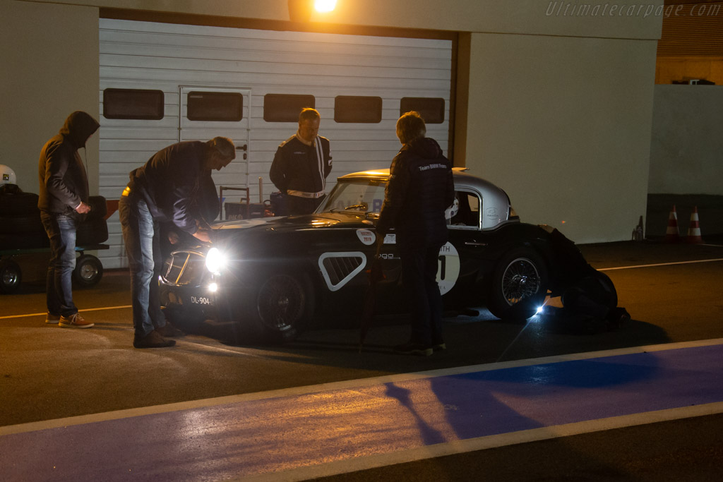 Austin Healey 3000 MkII - Chassis: HBT7L-13363 - Driver: Gilles Couraudon / Maxime Gransart - 2019 Dix Mille Tours