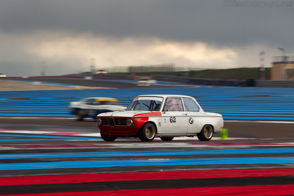 BMW 2002 - Chassis: 4195982 - Driver: Guenther Schindler / Albert Weinzierl - 2019 Dix Mille Tours