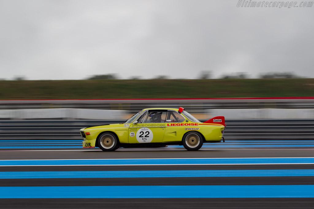BMW 3.0 CSL - Chassis: 2211373 - Driver: Dominik Roschmann - 2019 Dix Mille Tours