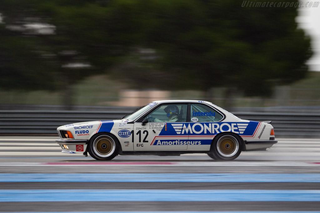 BMW 635 CSI Group A - Chassis: E24 RA2-51 - Driver: Anthony Schrauwen - 2019 Dix Mille Tours